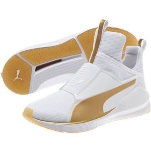 PUMA Fierce Gold Women's Training Shoes